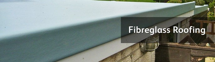 Fibreglass roofing in Hull